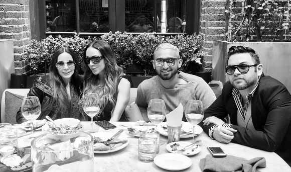 """CHICAGO - Restoration Hardware Restaurant targeted by Mario Elizondo and Jorge Cadenas are """"regulars"""" here. The pair celebrated Valentine's Day, birthdays and other frequent lunch and dinner visits. 2016 All rights reserved IDTheftReport2020.com"""