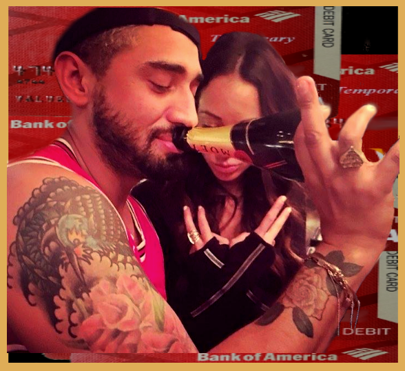 CHICAGO   Fraud Alert   The endless champagne parties are OVER for Jorge Cadenas seen partying with his appendage Natasha Tagai of PRYSM Nightclub. Now it's timefor Jorge Cadenas to face the music for the long list of fraudulent acts Cadenas, along with his love and crime partner Bank of America ID thief Mario Elizondo have committed. 2016