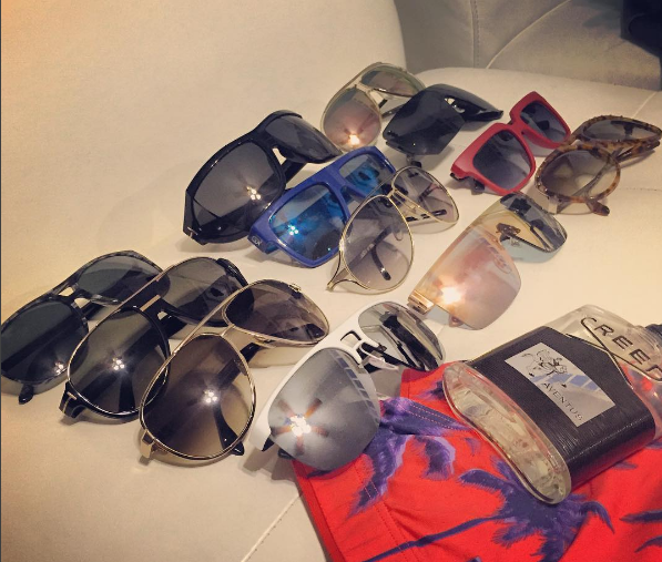 CHICAGO - MIAMI A dozen pairs of designer sunglasses [worth thousands of dollars] Jorge Cadenas chose to take to South Beach - selected from the many dozens Jorge Cadenas and his associates have defrauded from business establishments around the world. 2016 All rights reserved IDTheftReport2020.com