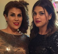 "TEXAS - Yolisma Elizondo (L) Yolizma Contreras Elizondo (R) celebating the ""GOOD LIFE"" New Years 2016 thanks to their Banco Bandito. On July 7 2016 Banco Bandito Mario Elizondo - exec at Bank of America processed BofA wire transfer ID 113010547 using his 21st century ""digital gun"" and quickly accessed and emptied out more funds from one of the many six-figure balance accounts of Bank of America seniors citizens he methodically targeted. In this wire transfer transaction Banco Bandito fraudulently raided a seniors account and wired $1,500 as a test to an accomplice. A few days later another $15,000 was wired from the same account. 2016 All rights reserved IDTheftReport2020.com"