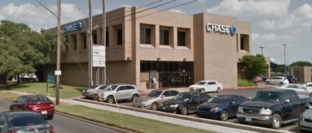 SAN ANTONIO TX - CHASE branch at Military in San Antonio TX just down the road from the Bank of America branch where Mario Elizondo was employed prior to moving to Chicago in May 2015. 2016 All rights reserved IDTheftReport2020.com