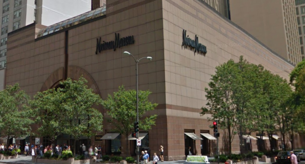 Neiman Marcus  FRAUD ALERT. Sales associates and shoppers recognize fraudster couple Mario Elizondo and Jorge Cadenas at the North Michigan Ave location in Chicago?. The pair used their BOGUS red Bank of America Temporary Debit cards there and other ill-gotten plastic. They used them to rip off Neiman Marcus of high-value goods in values in the thousands of dollars! 2016 All rights reserved IDTheftReport2020.com