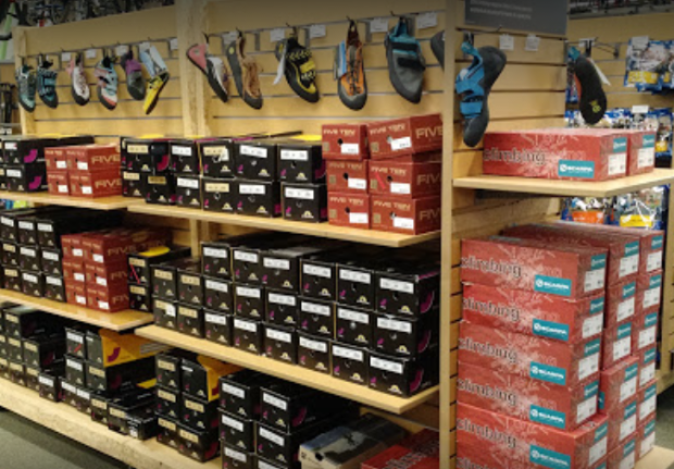 REI  FRAUD ALERT. A lot of shoes on display at REI but not even close to the many pillfered pairs Jorge Cadenas and Bank of America ID thief Mario Elizondo have stacked on their shoes racks and in their closets. Sales associates and shoppers recognize fraudster Jorge Cadenas at the REI North Halsted St or REI  location in Oakbrook Terrace? Jorge Cadenas used the Bank of America BOGUS red Bank of America Temporary Debit cards there that fellow ID thief and Bank of America Banco Bandito Mario Elizondo created along with other ill-gotten plastic. The fraudsters used them to rip off REI and nearby NORDSTROM Rack and hundreds of other establishments of high-value goods in values in the thousands of dollars! 2016 All rights reserved IDTheftReport2020.com