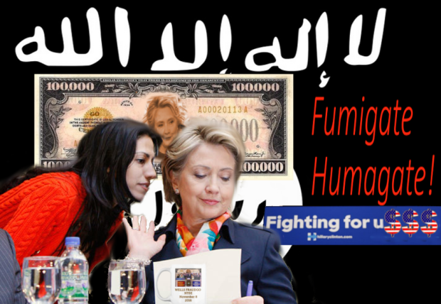 TERRORIST MOLE - Hillary Clinton Confidante Huma Abedin Exposed - Now Center of Upcoming Congressional Hearings. 2016 All rights reserved. IDTheftReport2020.com