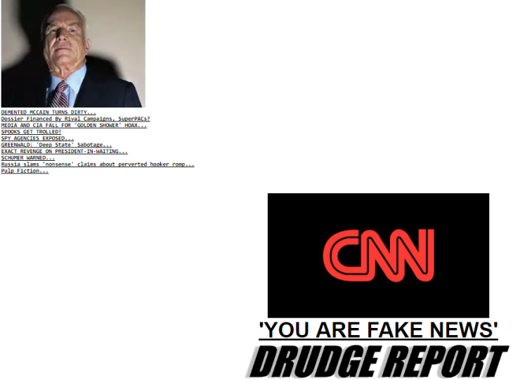 Donald Trump Proven Correct After Audit Of CNN Twitter Followers Uncovers 13 MILLION Are Fake! 2017 IDTheftReport2020.com All rights reserved
